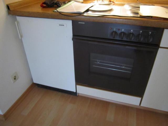 Stove and Fridge