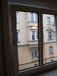 window - slanted