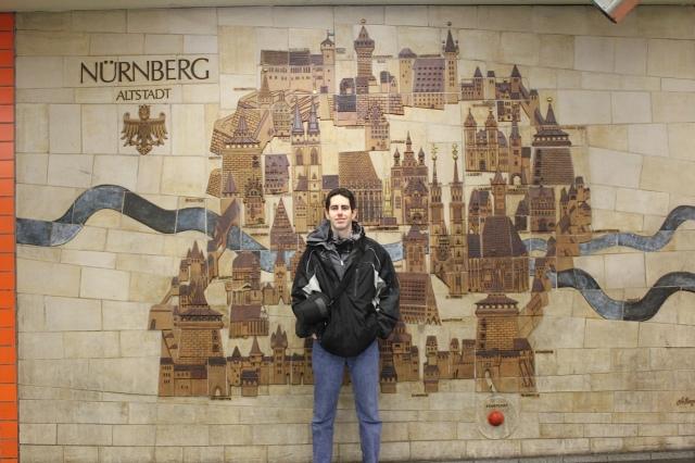 Nuremberg wall.