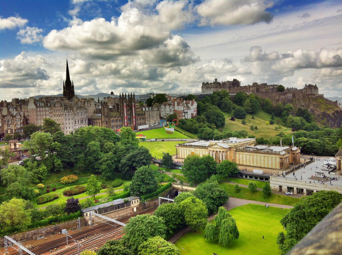 Edinburgh Scotland Travel Guide |Edinburgh Vacation