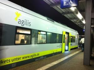 Agilis train