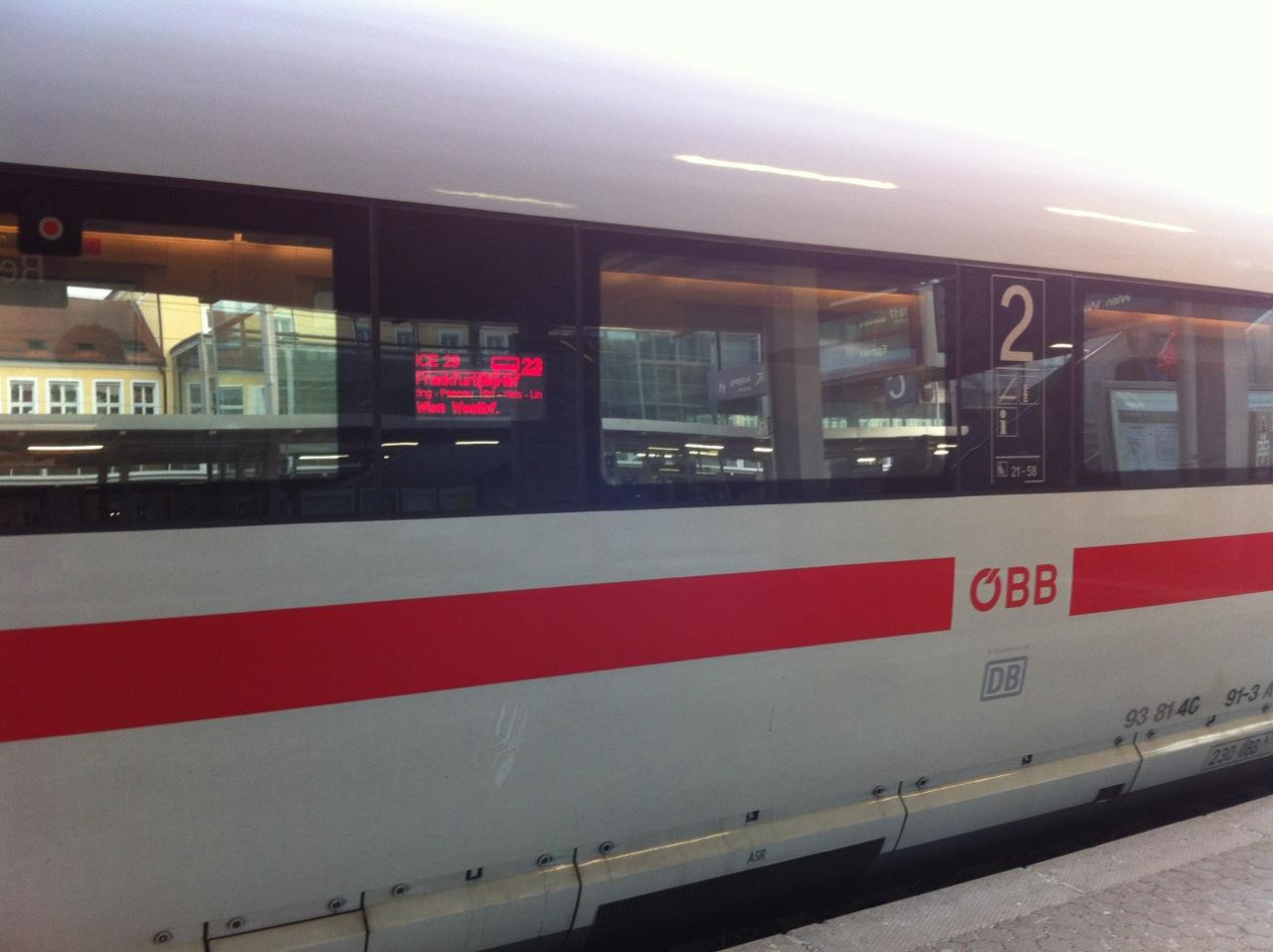 Ice Ice Baby A Beginner S Guide To The Deutsche Bahn