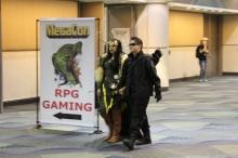 Loki-ette and Hawkeye Jr.