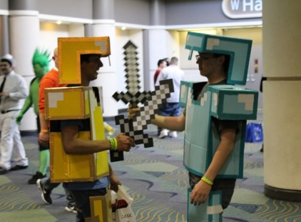 Minecraft? I'm not sure.