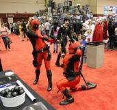 So. Many. Deadpools.
