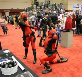 So. Many. Deadpools.