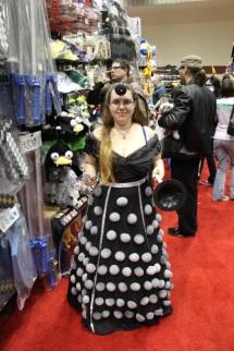 Dalek girl