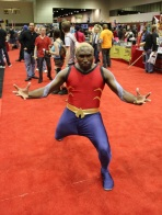 Aqualad part 2, The Hammening