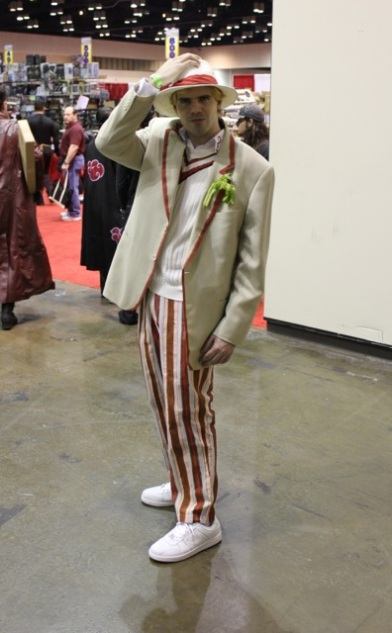 The fifth Doctor