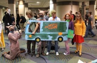 The original Scooby gang