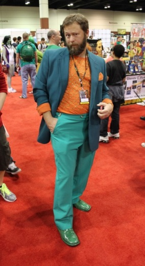 Business casual Aquaman