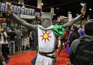 A Grail knight