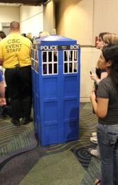 Random TARDIS.