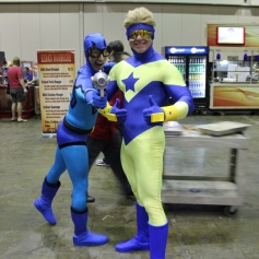Booster Gold and the Blue Beetle
