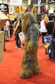 A Wookiee