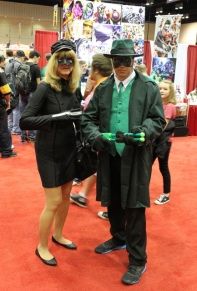 Green Hornet and Kato