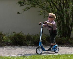 Badass Bavarian Biker Boy