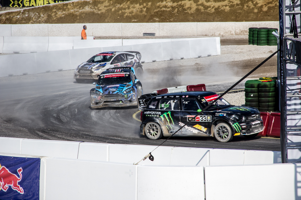 Munich X Games Ford Rallycross Sunshine Whimsy Tacos
