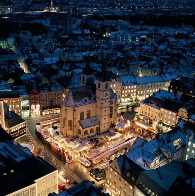 Regensburg-Christmas-Markets