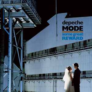 Depeche Mode - Some Great Reward album cover