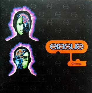 Erasure - Chorus album cover