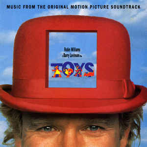 Toys - Music from the Original Motion Picture Soundtrack album cover